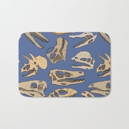 Paleontology Bath Mat