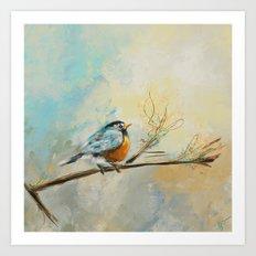 Little Bird 3473 Art Print