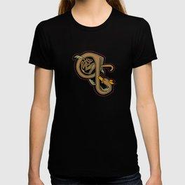 Celtic Hound Letter Q 2018 T-shirt