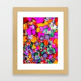 Color Blast! Framed Art Print