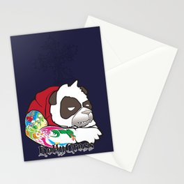 Cranky Panda Stationery Cards