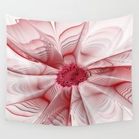 destiny Wall Tapestries featuring You are my destiny by Klara Acel