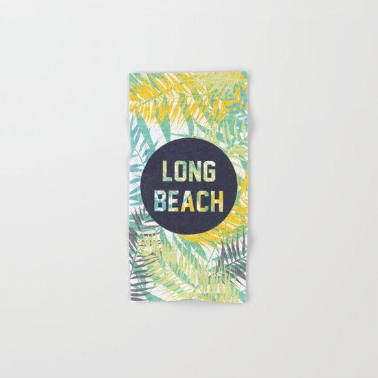 Long Beach Hand & Bath Towel