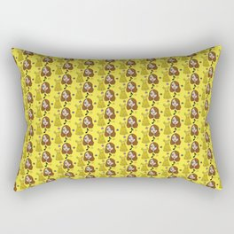 Mia Dolan | Starter Pack - Yellow Rectangular Pillow