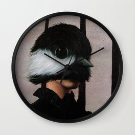 Tommy Nobody Wall Clock
