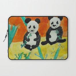 Pandas Laptop Sleeve