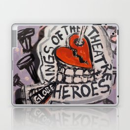 The Globe Heroes Laptop & iPad Skin