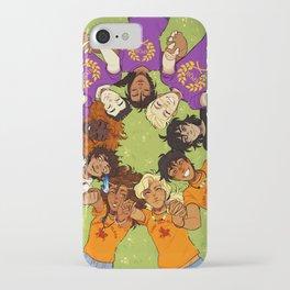 Olympus Heroes iPhone Case