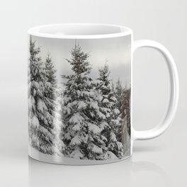 Fresh Powder Coffee Mug