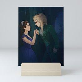 Goblin Romance Mini Art Print
