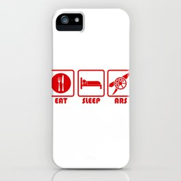 ESP: Arsenal iPhone Case