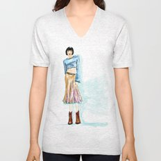 Fashion Killa Unisex V-Neck