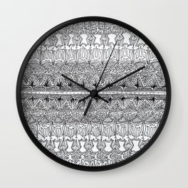 ISA Standard Design Wall Clock