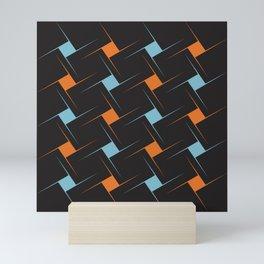 Zappwaits Graphic Mini Art Print