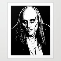 riff raff Art Prints featuring Riff Raff (Rocky Horror Picture Show) by ACHE