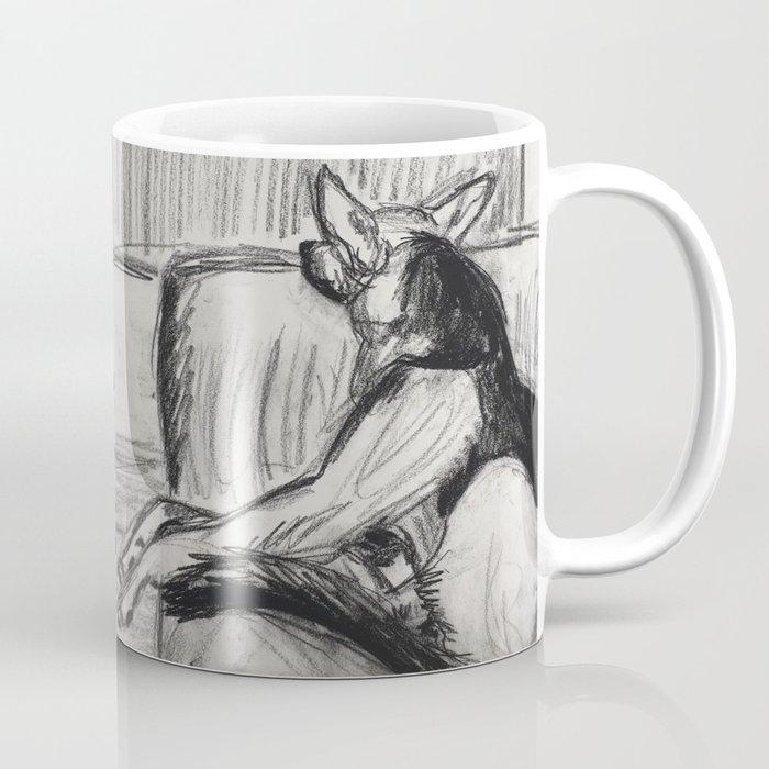 Couch nap Coffee Mug