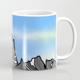 Monte Fitz Roy Coffee Mug