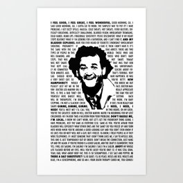 What About Bob? Art Print