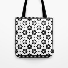 Victorian Floor Tile Pattern #3 Tote Bag