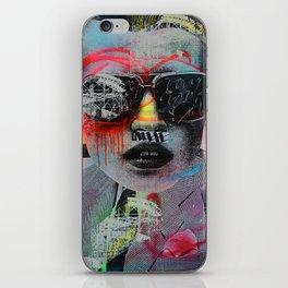 Graffiti Wall NYC iPhone Skin