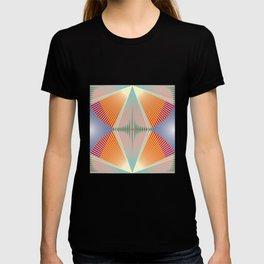 vintage deco T-shirt