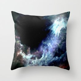 ζ Mizar Throw Pillow