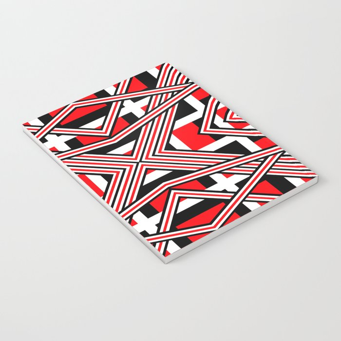 Flannel Scooter Notebook