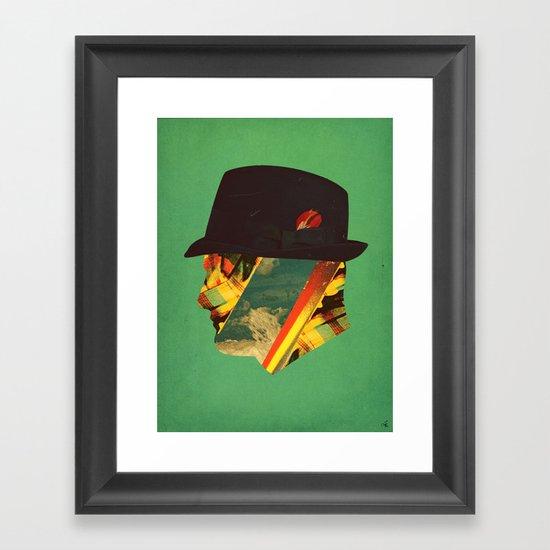 Good Day Sir Framed Art Print