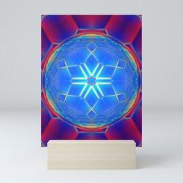 Star Core - Nuclear Reactor Mini Art Print