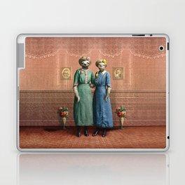 The Sloth Sisters at Home Laptop & iPad Skin