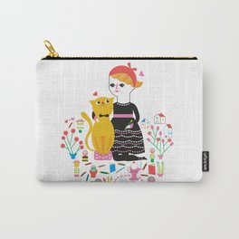 Lady 3 Carry-All Pouch