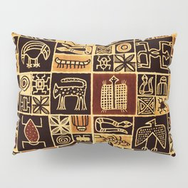 Desert Animals Pillow Sham