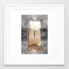 Golden Gate Framed Art Print