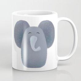 Elephant Nursery Art Coffee Mug