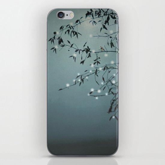 Song of the Nightbird iPhone & iPod Skin