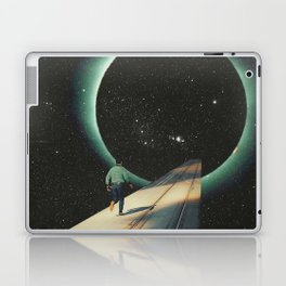 Escaping into the Void Laptop & iPad Skin