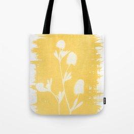 Herbal Sunprint #6 Tote Bag