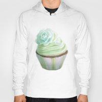 cupcake Hoodies featuring Cupcake by Naomi Shingler