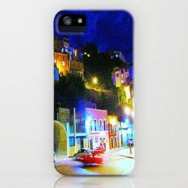 Guanajuato at night iPhone Case