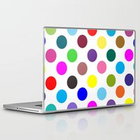 good vibes only Laptop & iPad Skins featuring Good Vibes Only by Miss L in Art