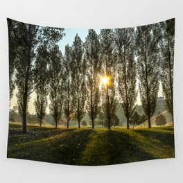 Penn State Arboretum Wall Tapestry