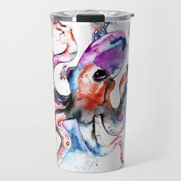 Octopus - Splatipus Travel Mug