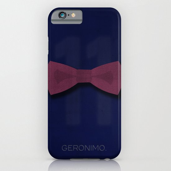 Minimal Eleven iPhone & iPod Case