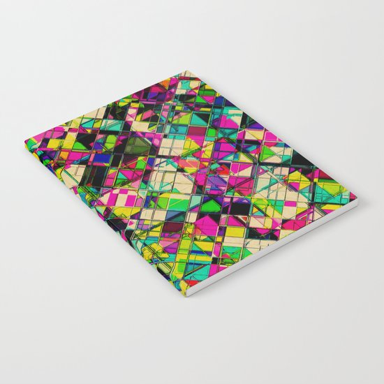 Crystal Cohesion Notebook