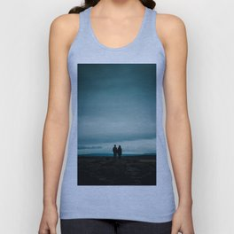 Iceland View Unisex Tank Top