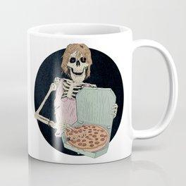 Even In Death Coffee Mug