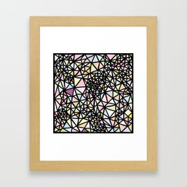 Glass Jewerly Framed Art Print