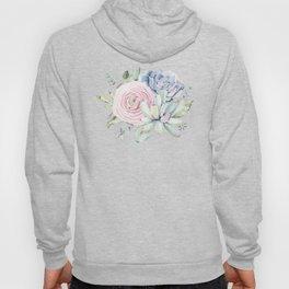 Succulent Blooms Hoody