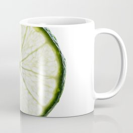 slice of lime Coffee Mug