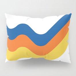 Sound Wave Pillow Sham